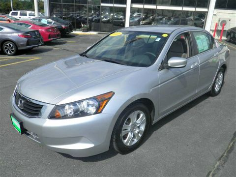 Pre-Owned 2010 Honda Accord LX-P FWD 4D Sedan 2.4