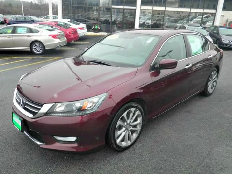 Pre-Owned 2013 Honda Accord Sport FWD 4D Sedan