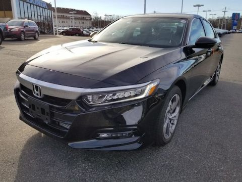 New 2018 Honda Accord EX-L