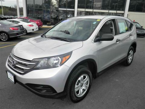 Certified Pre-Owned 2013 Honda CR-V LX  AWD