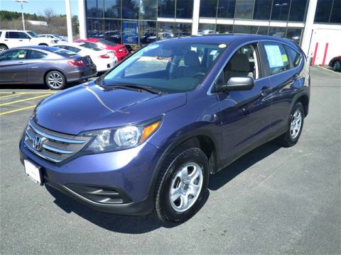 Certified Pre-Owned 2014 Honda CR-V LX  AWD