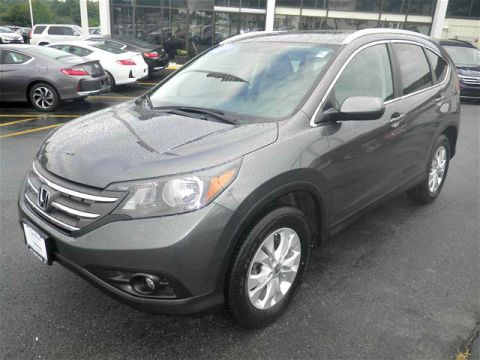 Certified Pre-Owned 2013 Honda CR-V EX-L  AWD