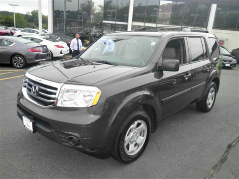 Certified Pre-Owned 2013 Honda Pilot LX  4WD