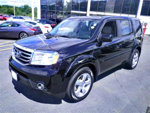 Certified Pre-Owned 2014 Honda Pilot EX  4WD