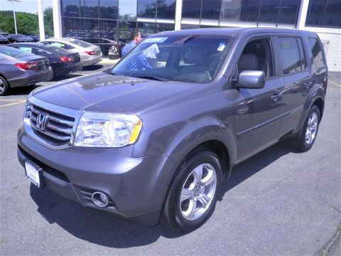 Certified Pre-Owned 2013 Honda Pilot EX-L w/Navigation 4WD