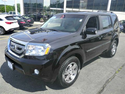 Pre-Owned 2011 Honda Pilot Touring  4WD