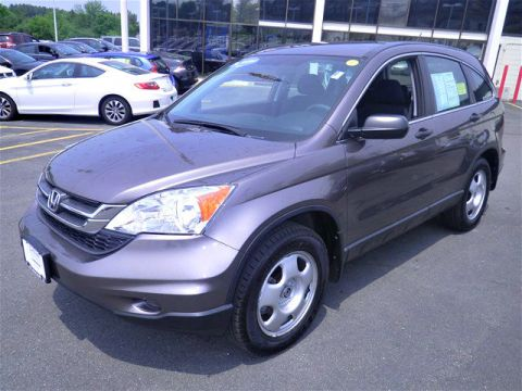 Certified Pre-Owned 2011 Honda CR-V LX  AWD