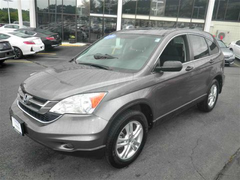 Certified Pre-Owned 2011 Honda CR-V EX  AWD