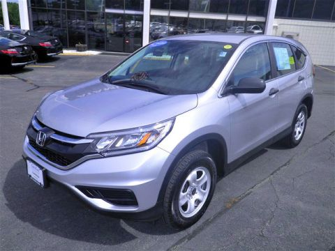 Certified Pre-Owned 2016 Honda CR-V LX  AWD
